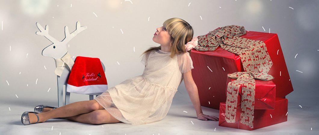 Sesiones para Navidad, calendarios, felicitaciones