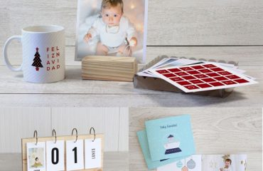 Ideas para felicitar estas Navidades