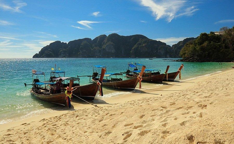 Tailandia, viaje de luna de miel