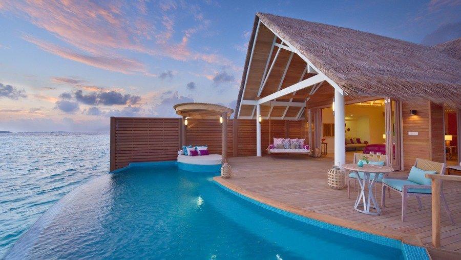 Viajes novios a las maldivas