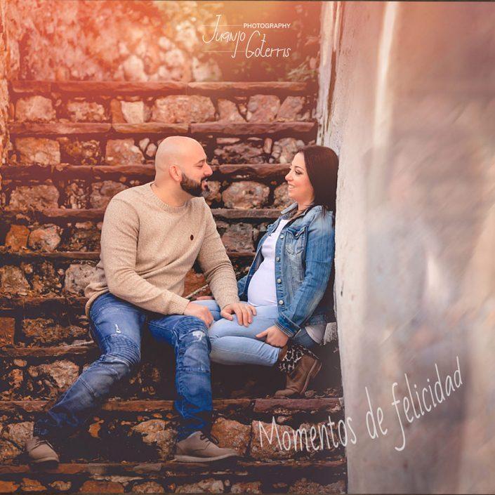 Fotógrafo sesiones embarazo en Villarreal