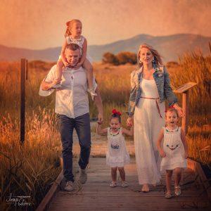 Sesiones verano en familia