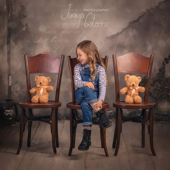 Fotografía infantil villarreal