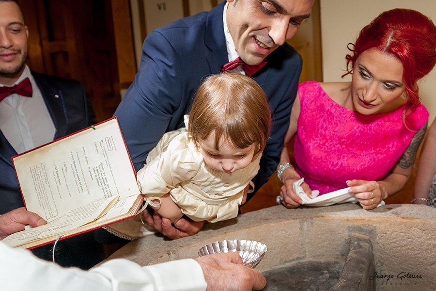 fotos bautizo en iglesia